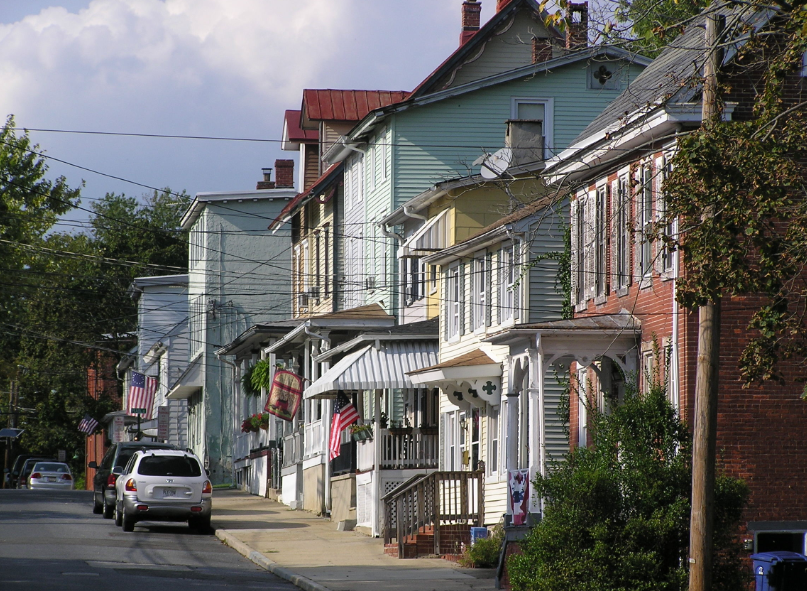 Mount Holly Historic District